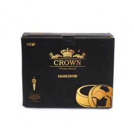 Уголь кокосовый Crown Kaloud  Edition 1 кг (112шт)